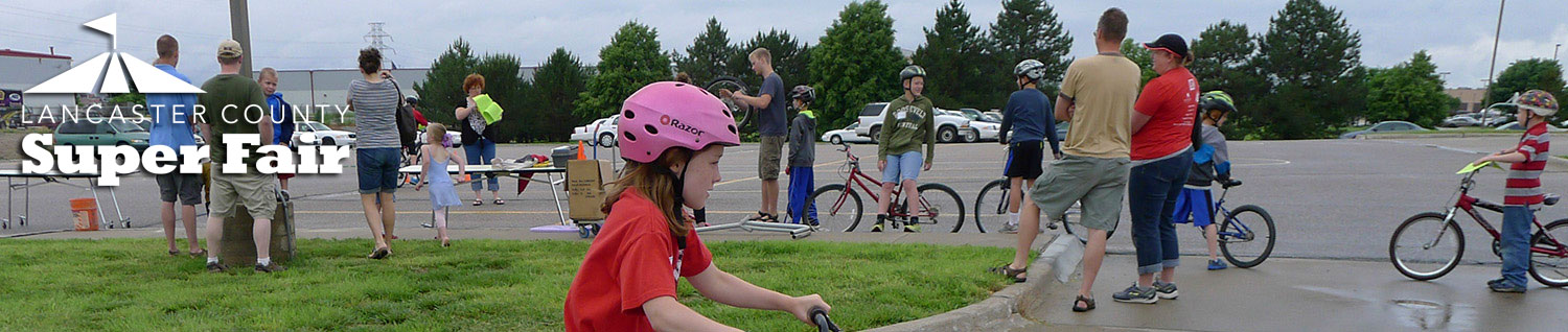 4-H Bicycle Contest - Lancaster County Super Fair