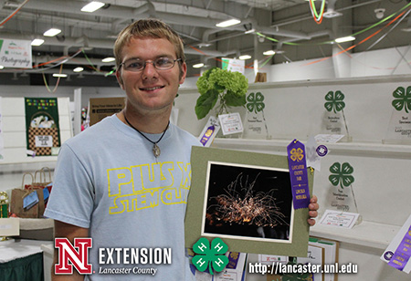4-H and FFA Static Exhibits