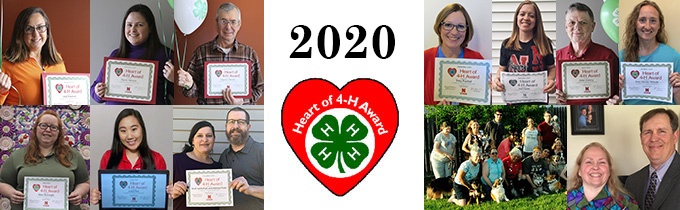 Heart of 4-H 2020