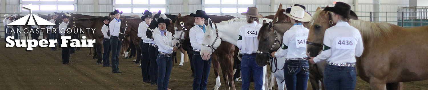 4-H Horse Show - Lancaster County Super Fair
