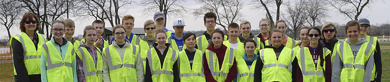 Teen Council Clean Up