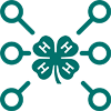 4-H network icon