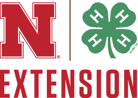 Extension and 4-H logos