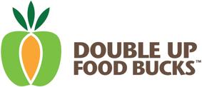 Double Up Food Bucks logo