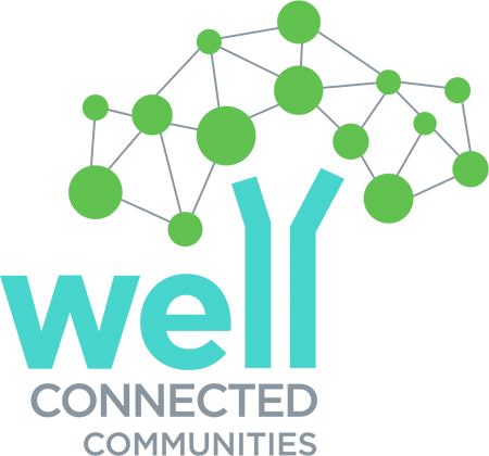 Well Connected Communities logo