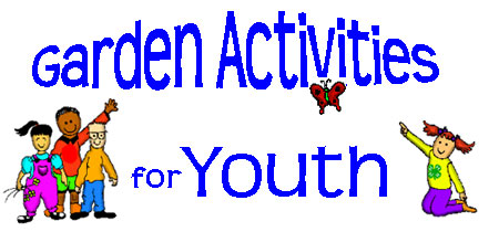 Garden Scavenger Hunt - Youth Activity