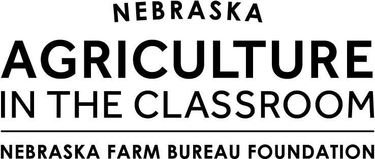 Nebraska Agriculture in the Classroom logo