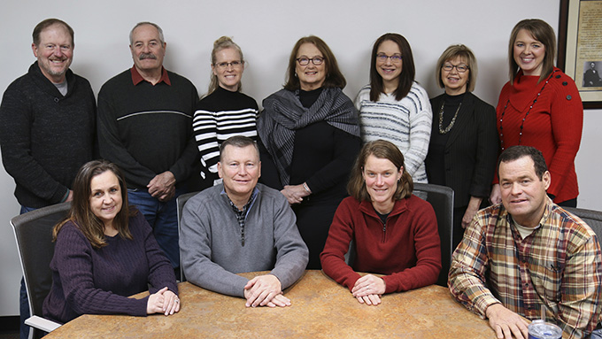 2020 Lancaster County Extension Board