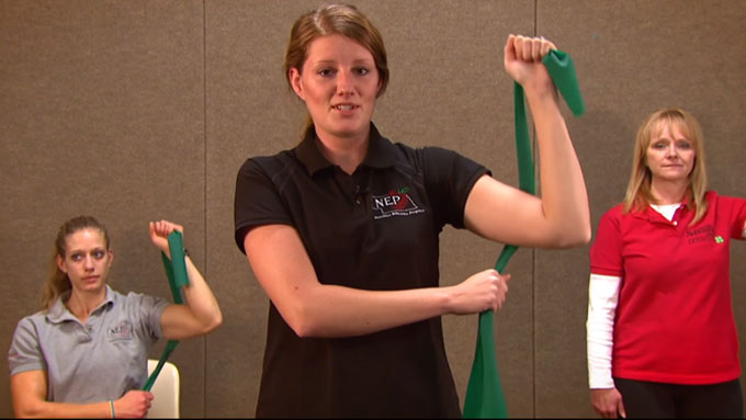 Nutrition Education - Resistance Bands
