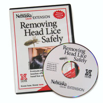 The Removing Head Lice Safely DVD has English, Spanish, Arabic and Russian languages in one convenient, low-price package. Great for schools, health educators and more